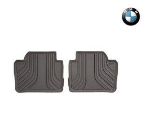 Original-BMW-1er-Allwetter-Fussmatten-hinten-F20-Gummi-Matten-51472210210