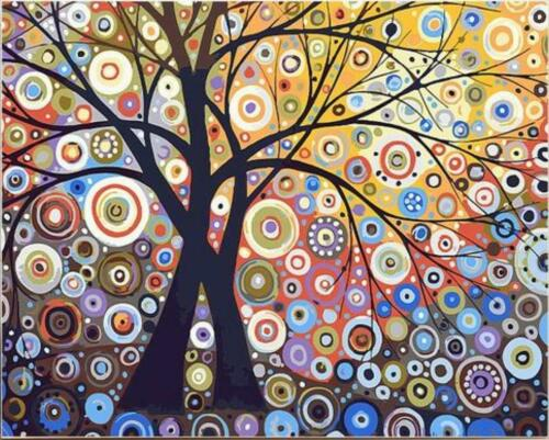 Tree of Life Van-Go Paint-By-Number Kit