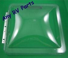 Fan-tastic Fantastic Roof Vent Replacement Lid Clear 1020-00