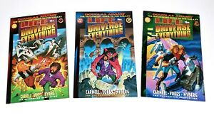 Life-the-Universe-and-Everything-Graphic-Novel-Books-1-3-Complete-LN-DC-Adams