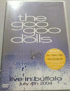 THE-GOO-GOO-DOLLS-LIVE-IN-BUFFALO-2-DISCHI-CD-DVD-2004-NUOVO-CELOPHANATO