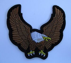 IF YOU ARE AGITATED OR CONFUSED Biker Patch Embroidered Sew Iron on Motorcycle