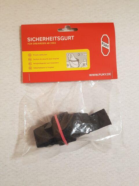 Puky Haltegurt für Dreiräder CLT//CAT Schwarz NEU