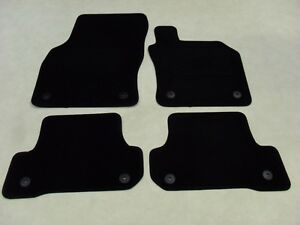 Audi A Cabriolet Onwards Fully Tailored Deluxe Car Mats In - Audi car mats