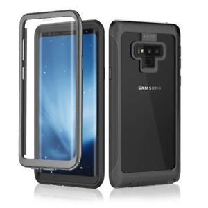 huge discount c95d2 b3799 Details about For Samsung Galaxy Note 9 Thin 360 Degree Full Body  Protection Shockproof Case