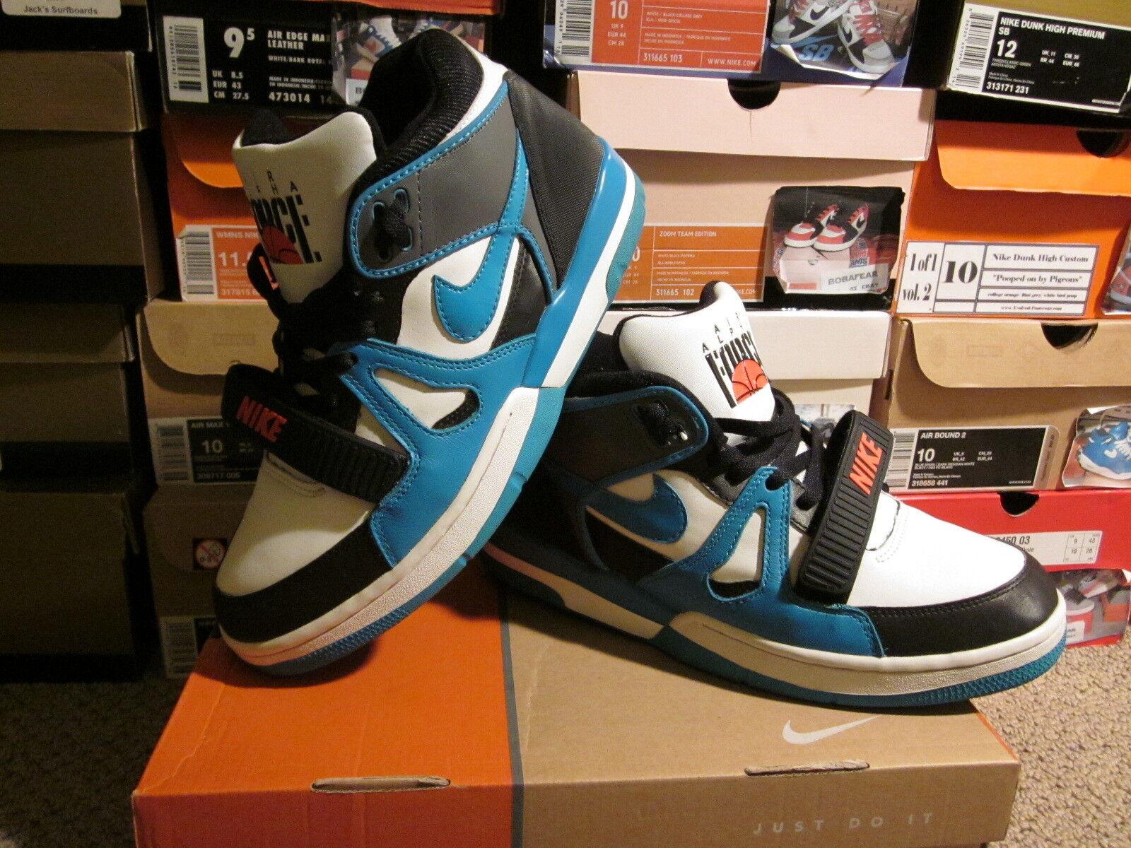 Nike forza alpha 2 mita 2004 asia esclusiva ii 3m giappone taglia 10 basket