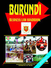 Burundi Business Law Handbook by International Business Publications, USA (Paperback / softback, 2005)