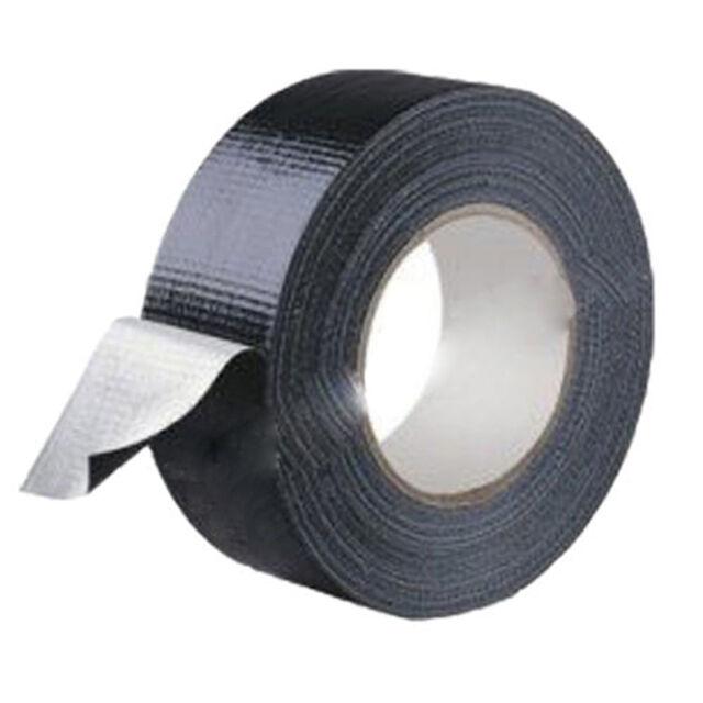Waterproof Black Highly Adhesive Heavy Duty Gaffer Cloth
