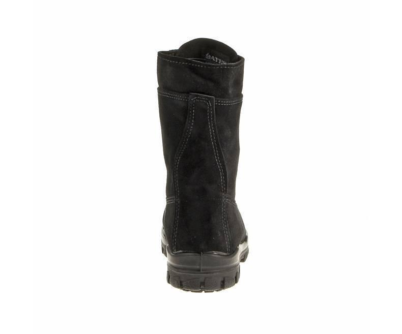 Bates E01778 Women's 9  US Navy Navy Navy Suede DuraShocks Steel Toe Boot, Black, 7.5 M 415d54