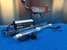 Rota Tauchstrahlerset Tauch UVC  Amalgam 42 Watt Koi Teich Filter