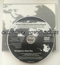 08 2009 2010 HUMMER H2 SUT SPORT LUXURY NAVIGATION NAV MAP DISC CD DVD US CANADA