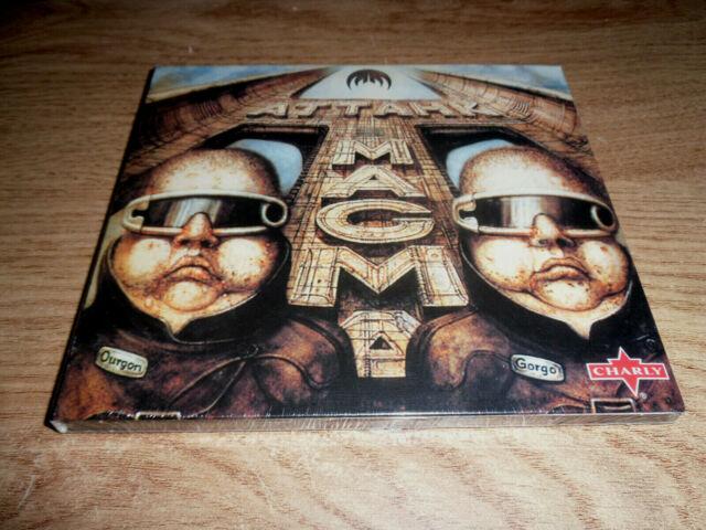 MAGMA - ATTAHK - CD -  - FRENCH PROG - 1978 - CHRISTIAN VANDER - NEW & SEALED