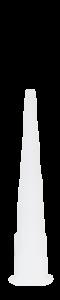 Beko Kartuschenspitze standard 310 mm für Alu-Kartuschen 10 Stück