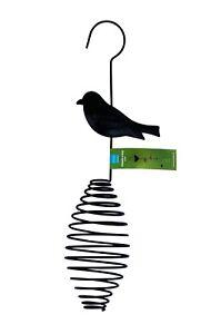 Futterspirale-fuer-Meisenknoedel-Vogelfutterhalter-Futterfedern-Bird-Futterspender