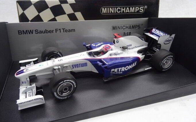 Miglior prezzo Minichamps 100 090005 090005 090005 BMW Sauber F1.09 R.Kubica  Australian GP 2009 1 18  offrendo il 100%
