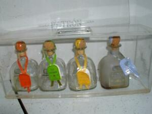 Patron Tequila 4 Bottle Gift Set in