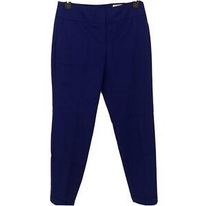 NWT-Worthington-Slim-Fit-Slim-Leg-Purple-Verge-Violet-Career-Dress-Pants-Sz-6