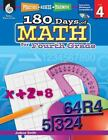 180 Days of Practice: 180 Days of Math for Fourth Grade by Jodene Smith (2011, Paperback, Revised)