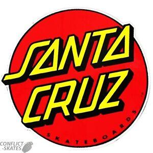 SANTA-CRUZ-034-MFG-Fade-Dot-034-Skateboard-Snowboard-Sticker-7-5cm-Old-Skool-PINK