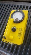Victoreen Radiological Survey Meter Cd V 717 Model 1 Geiger Counter