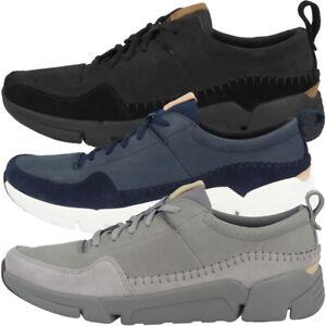 Details zu Clarks Tri Active Run Schuhe Herren Sneaker Sportschuhe Schnürschuhe 26138701