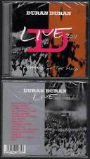 "DURAN DURAN ""Live 2011 - A Diamond In The Mind"" (CD) 2011 NEUF"