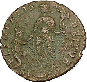 Theodosius-I-the-Great-amp-kneeling-woman-AE2-Original-Ancient-Roman-Coin-i40402