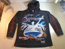 Vintage STRATOVARIUS  Unused SWEATSHIRT HOODIE 90s metal heavy helloween shirt t