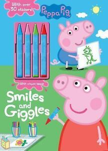 Peppa Pig Smiles And Giggles By Parragon Books Ltd 2016 Paperback