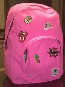donna School School Accessori BackpackAccessori uomo Backpack uomo pink donna pink bvf76gyY