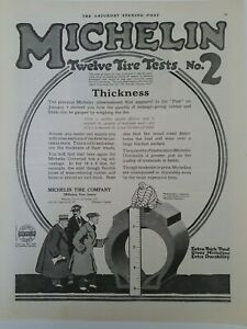 1918-Michelin-12-Tire-test-number-to-Fitness-vintage-original-vehicle-tires-ad