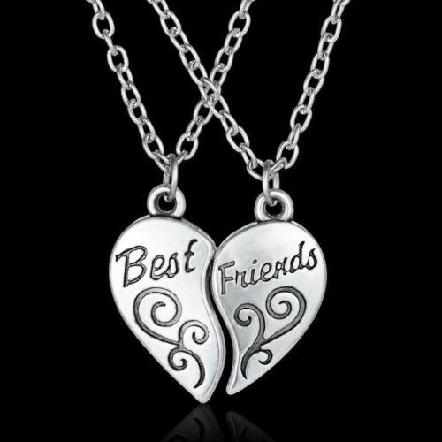 Best Friends Double Necklace Boho Fashion Jewellery Bohemian Beach Festival Gift