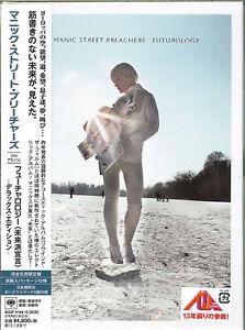 MANIC-STREET-PREACHERS-FUTUROLOGY-JAPAN-2-MINI-LP-CD-BONUS-TRACK-Ltd-Ed-L60