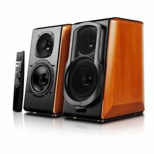 Edifier-S2000-Pro-Wireless-Bluetooth-Active-Bookshelf-Studio-TV-MAC-PC-Speakers