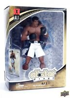 Muhammad Ali Boxing Upper Deck 10 Inch All Star Vinyl Action Figure Statue Doll