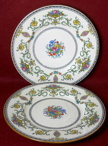 Image is loading MINTON-china-TALBOT-pattern-B1113-Bread-&-Butter- & MINTON china TALBOT pattern B1113 Bread \u0026 Butter Plate 6-1/4\