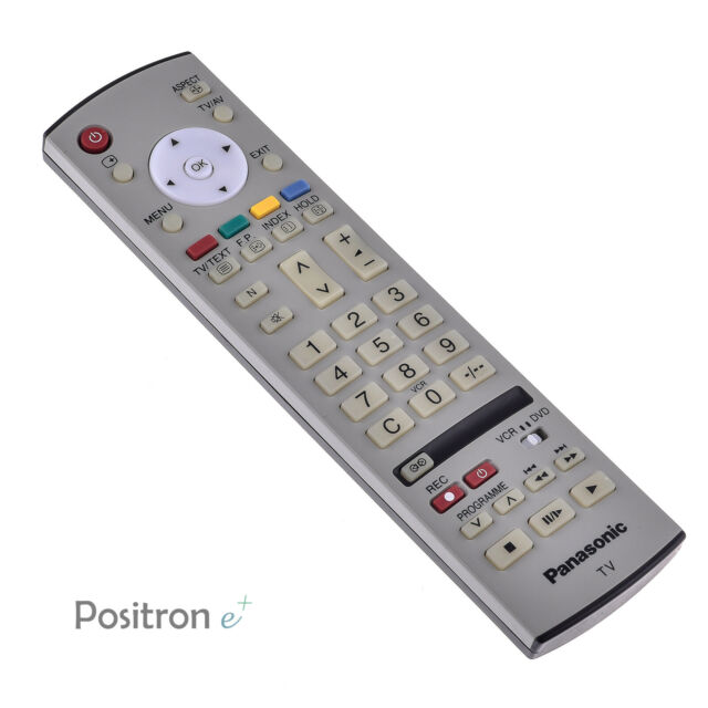 Original Panasonic R Télécommande pour TV / Testé