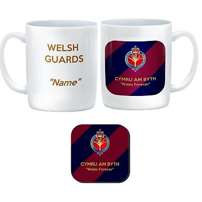 Coaster Army  Welsh Guards