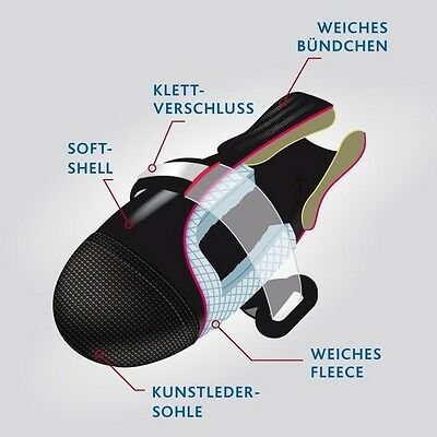 Nuevo Perro Protectora Confort Cuidado Trixie Walker Botas Todos Los Tamaños -1-2 o 4 PK Zapatos