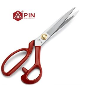 "10/"" Professional Tailoring Dressmaker Scissors Dress Making Fabric Shears"