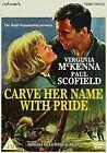 Carve Her Name With Pride DVD 5027626456849 Virginia McKenna Paul Scofield.