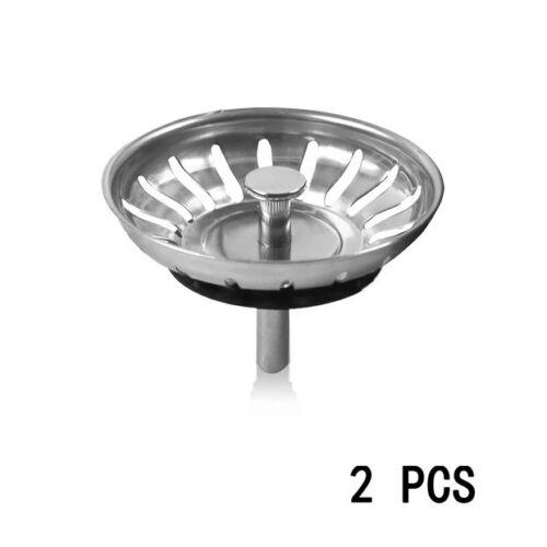 New Basket Strainer Plug as Used in Many Franke Kitchen Sinks 79.3mm NR7Z