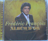 Cd 21t Frederic Francois Best Of Neuf Scelle 1996