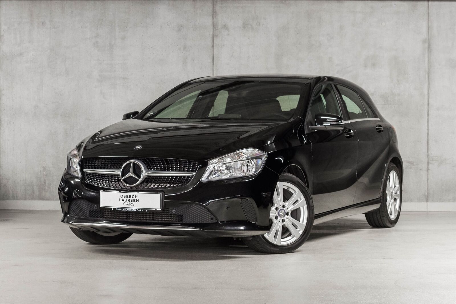 Mercedes A180 d 1,5 Business aut. 5d - 219.900 kr.