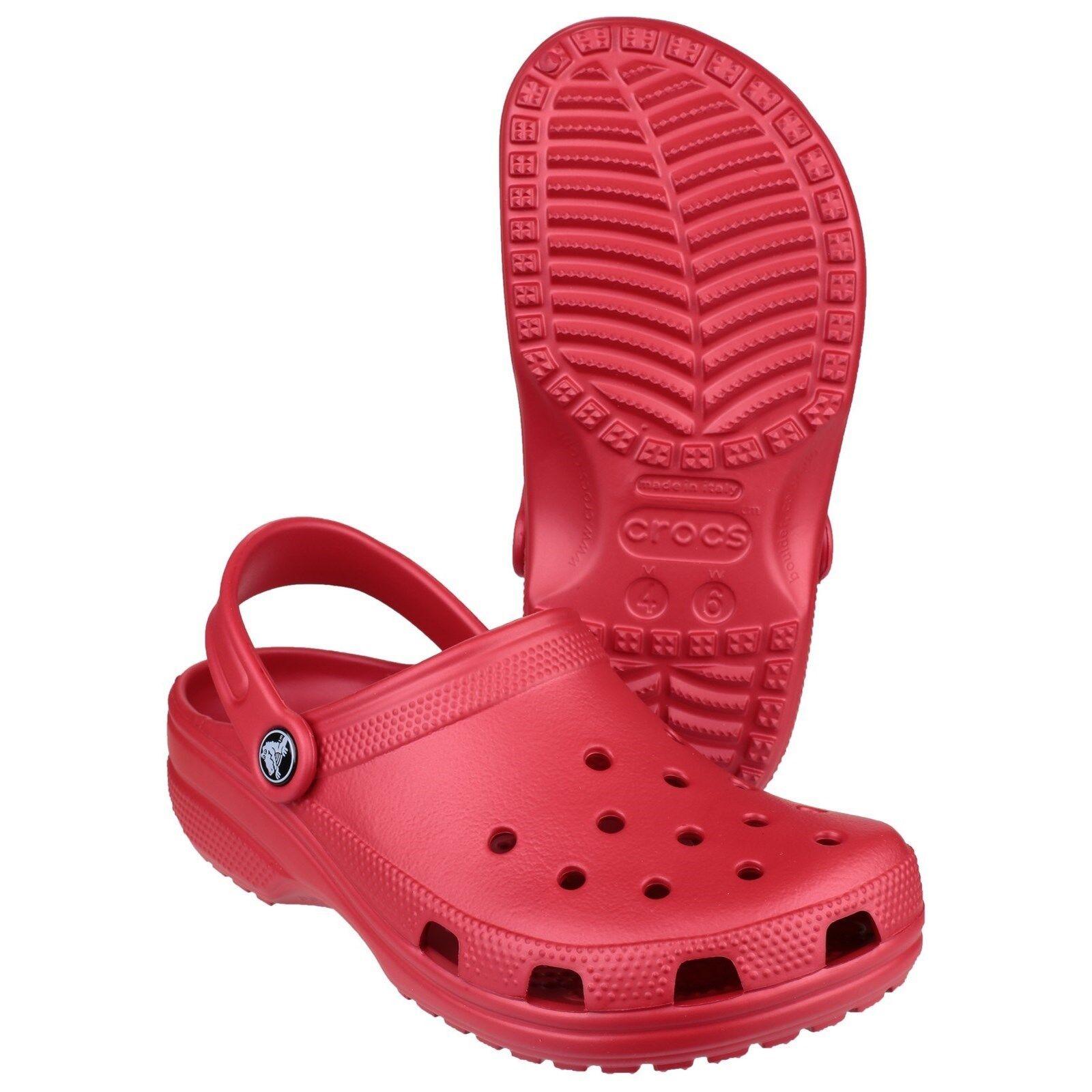 Crocs Klassisch Clogs Damen Leicht Croslite Schaum Belüftet Massage Sandalen Damen Clogs 2d5dfd