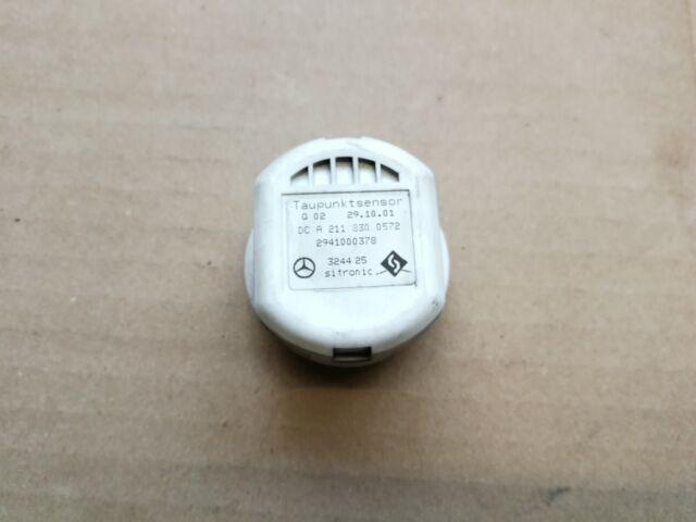 Mercedes-Benz W203 W209 Clase C Calentador A2118300572 Sensor de temperatura de entrada de aire