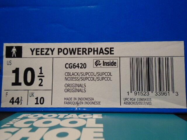 Adidas yeezy calabasas powerphase kanye west, calabasas yeezy nero supcol impulso 350 cg6420 10,5 aea733