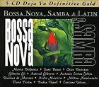 Bossa Nova, Samba & Latin by Various Artists (CD, Nov-2006, MSI Music Distribution)