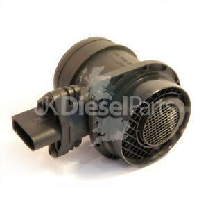 Vw Volkswagen Tdi-masse Air Flow Meter Sensor - 0281002531/038906461b-afficher Le Titre D'origine Parfait Dans L'ExéCution