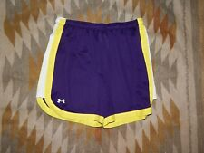 Under Armour MEN/'S Athletic Shorts Loose Heat Gear White Size 32